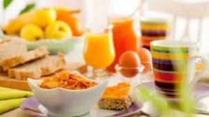 تاثیر مصرف صبحانه بر حافظه